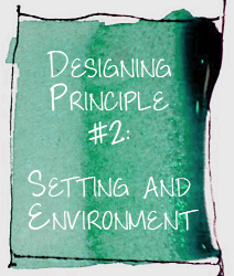 Designing Principle 2 Setting