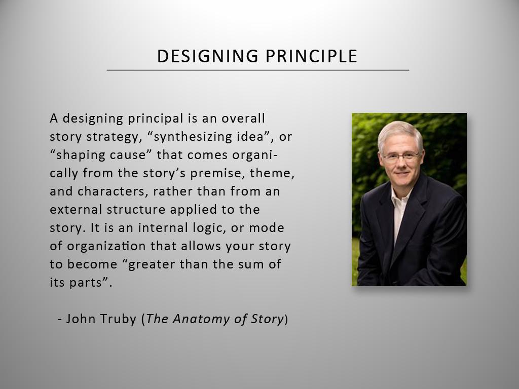 Got a Designing Principle? - Ingrid Sundberg
