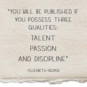 Elizabeth George Quote Revised