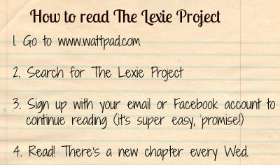 How to Read the Lexie Project