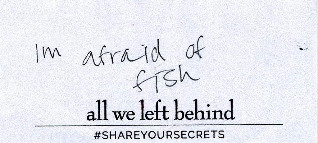 Share Your Secrets7_fish