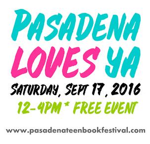 Pasadena Loves YA Logo
