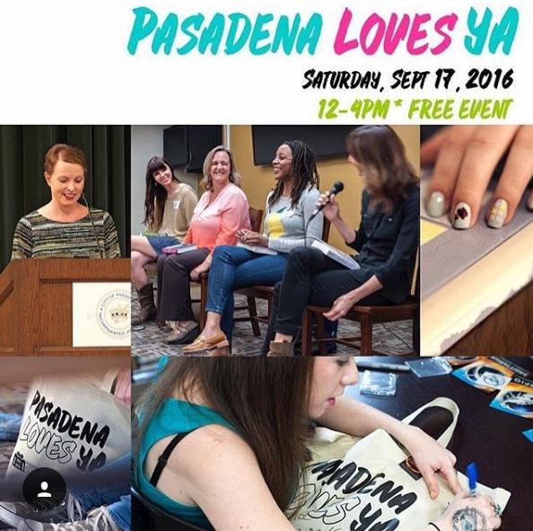Pasadena Loves YA Photos