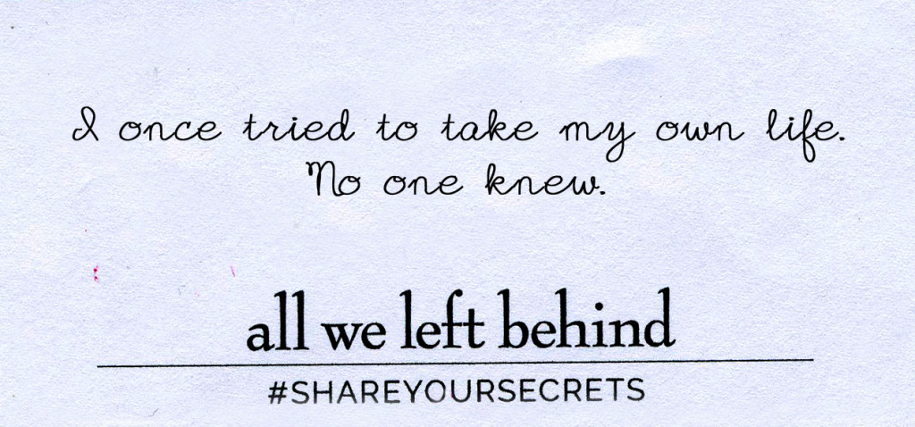 Share Your Secrets4_Suicide_Revised